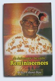An Ambassador's Incredible Reminiscences
